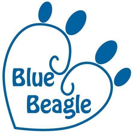 Blue Beagle Icon