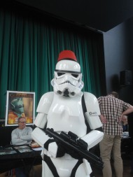 Exe-Con 2014 stormtrooper and fez
